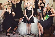 Wedding and bridesmaides ideas