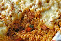 Koken-pastaovenschotel