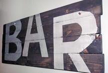 Tiki bar / by Jolynn Greene