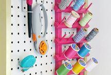 DIY-organization / by Kara Jones