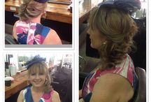 Beautiful hair by our talent stylists / Some of the work the talented team at Hairport Design do.