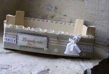 cassette da decorare