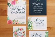 Boho wedding inspirations... ♡♡
