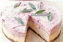 Сливовый торт