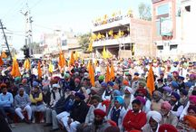 Massive support in Faridkot
