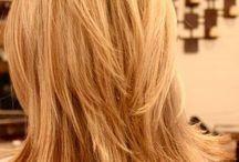 Long hair / by Teresa Jones