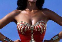 Wonder Woman / by Lenny Bullard