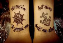 Tattoos On This Town / by Ashley Walls