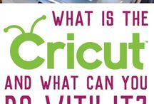 CRICUT & SCANNCUT MACHINE
