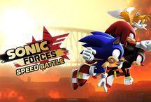 تحميل و شرح لعبة Sonic Forces: Speed Battle الرائعة للاندرويد و الايفون