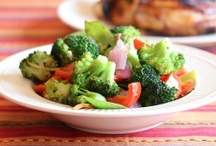 HEALTHY MEALS TO FIX / Low fat, low calories, low salt and healthy meals / by Heather Galloway Grimes