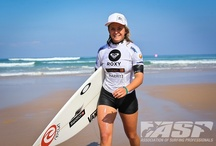 Pro Surfers / Surfers that bring the name and fame to surfboard brands! / by Surfboard Brands HQ