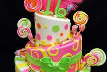 tortas 15 años