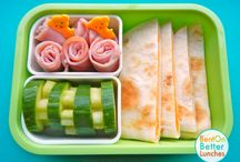 School lunch ideas / by Kristi DeHaan