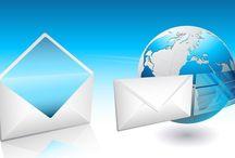 E-mail marketing / E-mail marketing. Kampanie mailingowe realizujemy do wybranych adresatów e-mail lub do dostarczonej bazy mailingowej.
