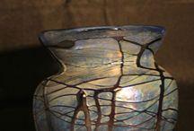 Secesné vázy