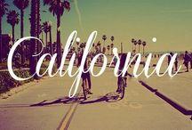 California Dreaming / by Hannah Le Grand