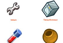 Game  - Game items/icons
