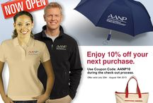 AANP Store / Did you know that AANP has an online store where you can get your favorite AANP items year-round?  Check back frequently for current promotions!