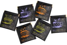 sachet design of coffee