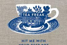 Tea Freak / by ⭐Sabrina⭐