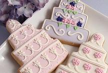 tartas cake cookies / by Rosa M Fernández