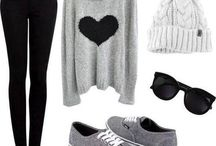 outfits invierno weekend