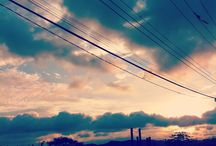 Esse céu e meu Deus