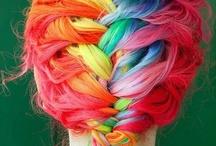 HAIR / by Tina Blackwood