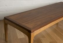 Mid century coffee tables