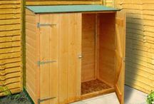 Flat Pack Products / Our range of ready made / flat pack sheds - already manufactured and ready for delivery.