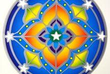 Harmonie, léčení, meditace, radost / mandaly, lapače snů, obrazy, orient, esoterika, feng shui