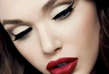 Make-up & photo shoot ideas