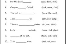 worksheet preschool