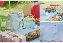 Cake and a Party