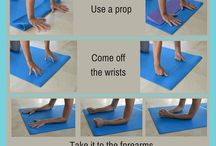 Yoga modifications for injuries