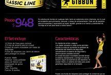 SLACKLINE GIBBON LINEA CLASICLINE / Llegaron las cintas de slackline Nº 1 del mundo.