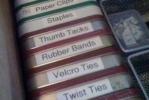 organization for my OCD / no wire hangers!!! #kiddingnotkidding