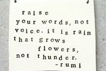Words of Wisdom / by Denise Adkins
