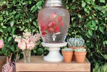 Boho Baby Shower / An elegant collection of inspiring ideas for an eclectic, ethereal gathering.