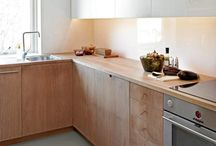 Kjøkken / Finerbonanza