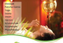 Ayurvedic Treatment / Ayurvedic Massage, Shirodharz, Kati Basti, Herbal Bath. | Booking Call +977-9851123273 or 5547774