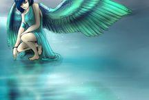 tündérek és angyalok