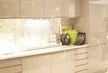 Mutfak iç dekorasyonu
