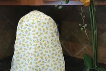 Kitchen aid mixer cover pattern