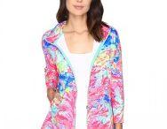 Floral Multicolor  Windbreaker Jacket