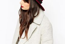 Fashion - Top it off with a hat!