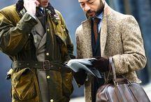 Leading Men: Guys' Winter Style