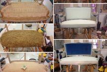 Как собрать мягкую мебель