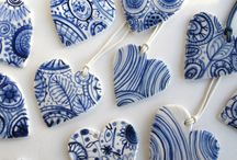 Porcelain Plate Jewelry